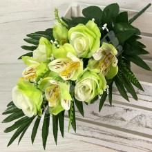 Kytica ruža alstroemeria x9JX1148