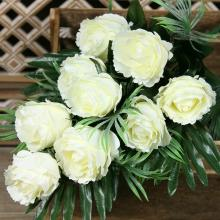 Kytica ruža x9 JX191018-CR