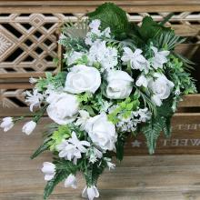 Kytica ruža stokráska x12 JX191339-CR