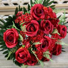 Kytica ruža sedmikráska x18 JX191431