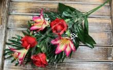 Vetva ruža ľalia x6JX20