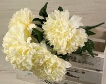 Kytica chryzantéma x5JX551B